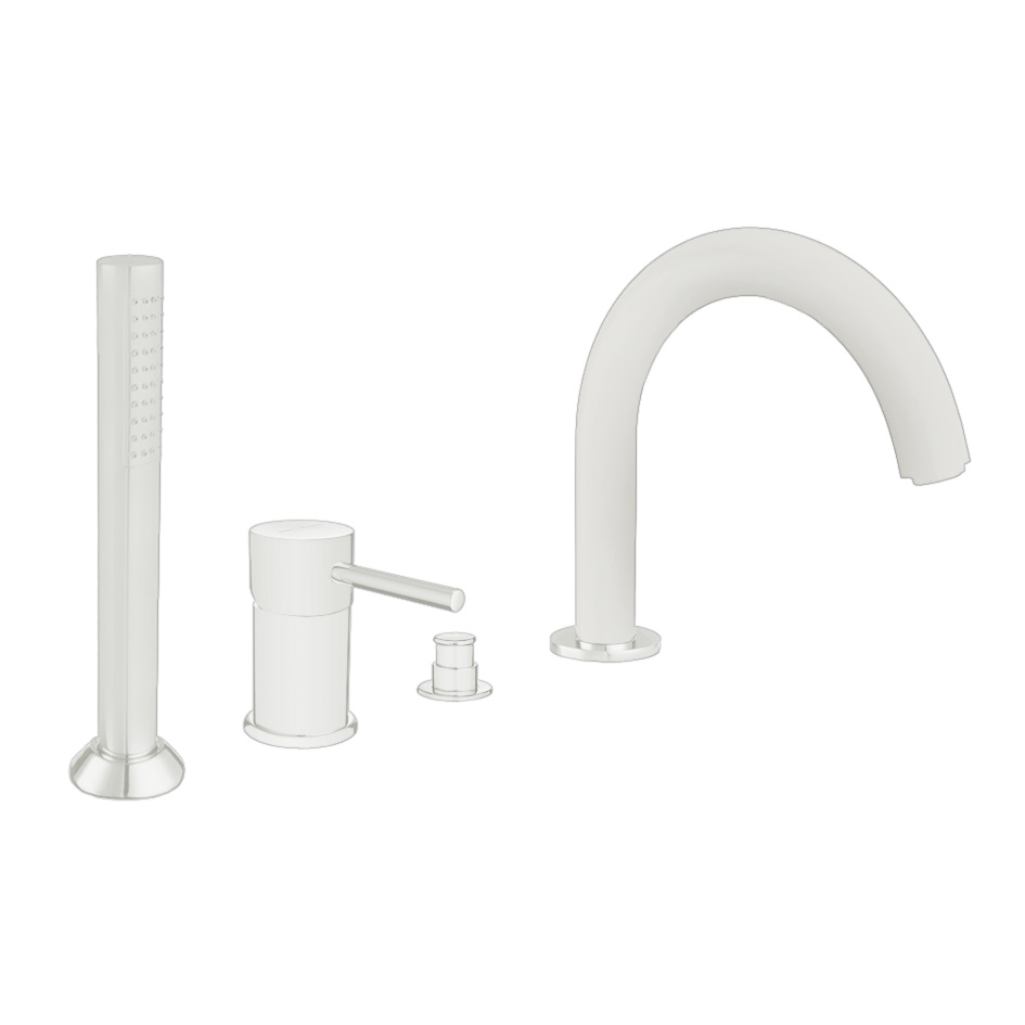 vannisegisti Form A vanni servale, matt valge