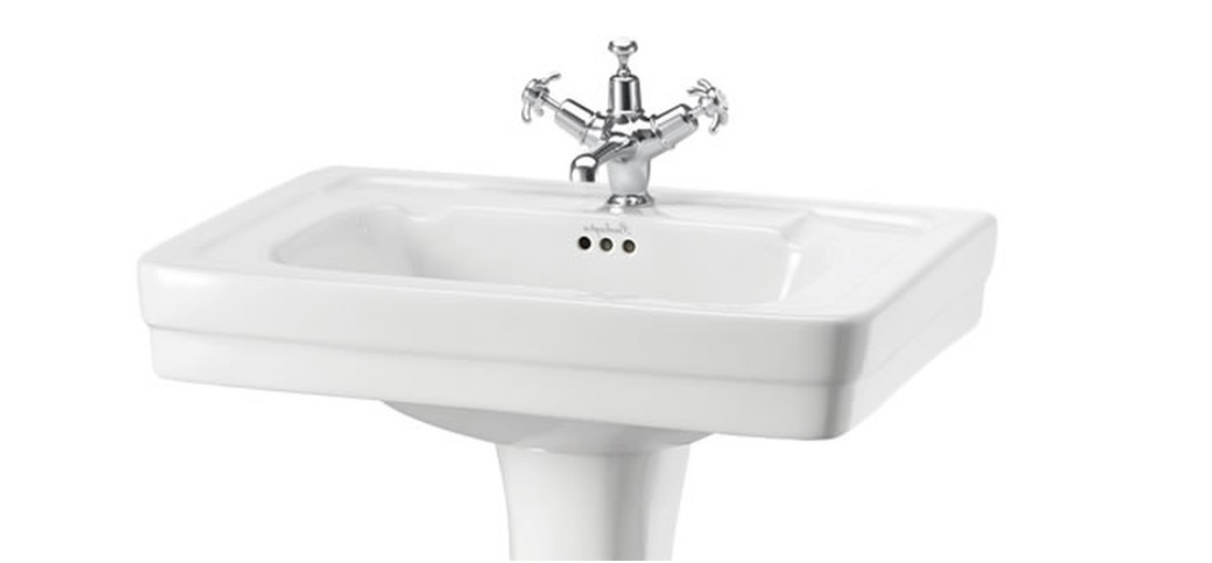 Burlington Contemporary 58 cm basin