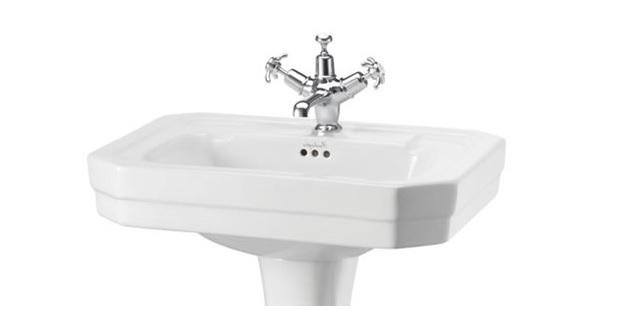 Burlington Victorian 61 cm basin