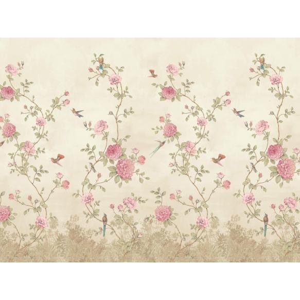 fototapeet Fiore Rose Garden