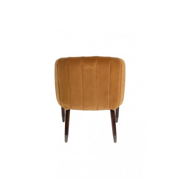 käsinojallinen tuoli Tammy, Whiskey (fire retardant)