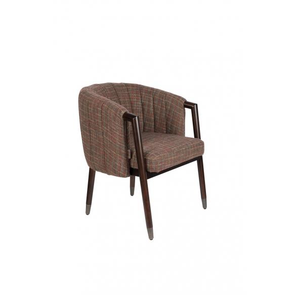 käsinojallinen tuoli Tammy, Texas (fire retardant)