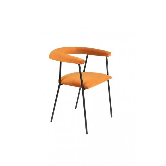 käsinojallinen tuoli Haily, Orange