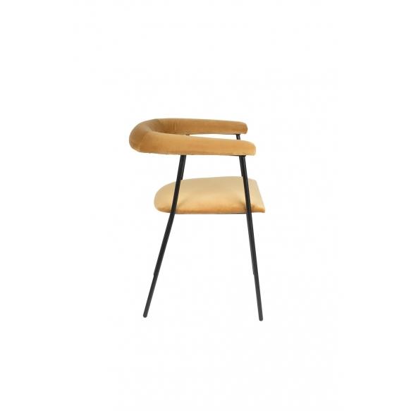 käsinojallinen tuoli Haily, Gold