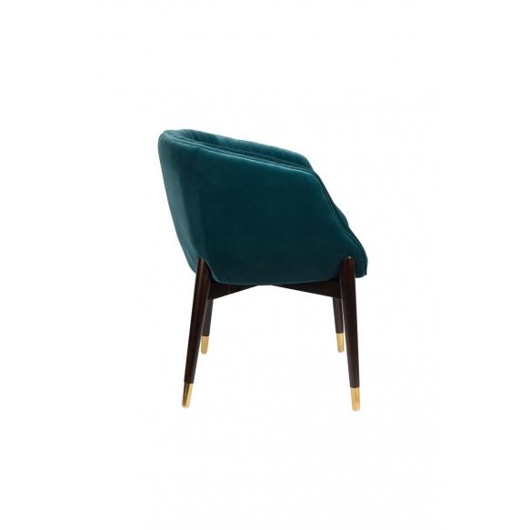 käsinojallinen tuoli Dolly Blue (fire retardant)