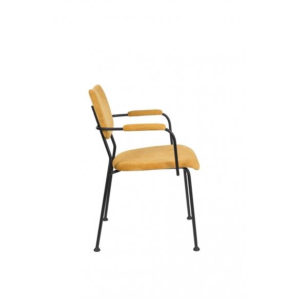 käsinojallinen tuoli Benson, Ochre