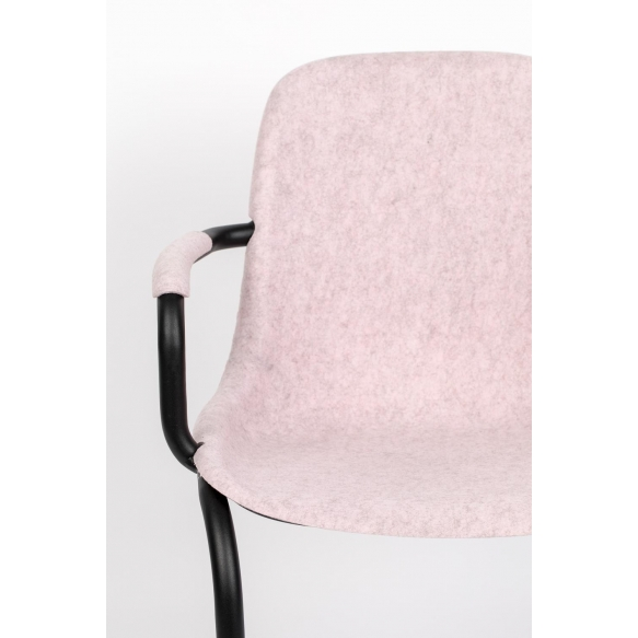 Käsinojallinen Thirsty Soft Pink