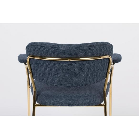 Käsinojallinen Jolien Gold/Dark Blue