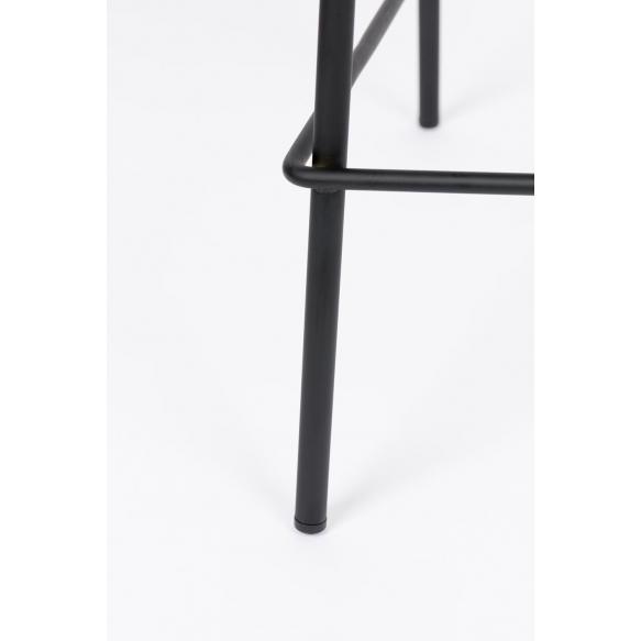 Baarituoli Jolien Black/Grey