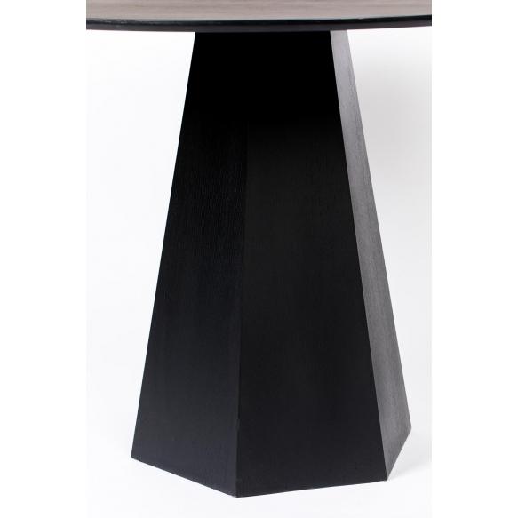 ruokapöytä Pilar Black