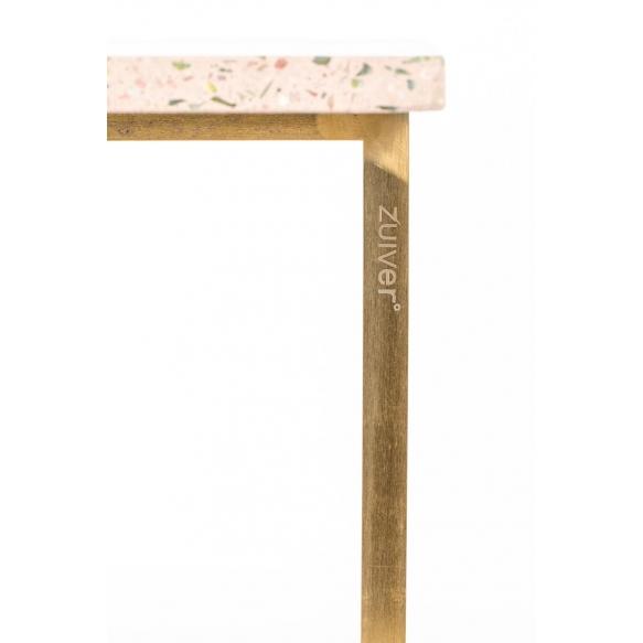 apupöytä Luigi Square, roosa