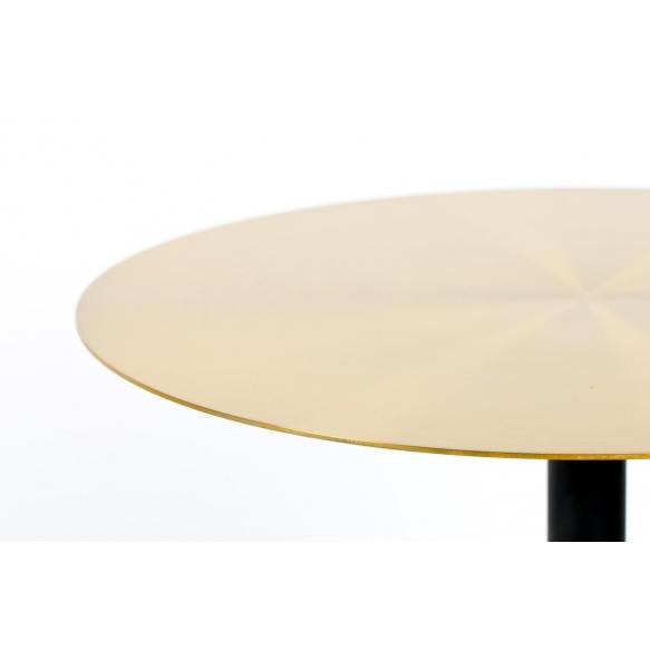 Apupöytä Snow Brushed Brass