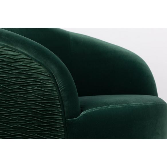 nojatuoli So Curvy Dark Green