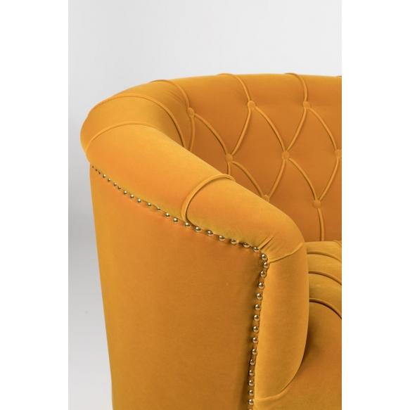 sohva Too Pretty To Sit On Ochre