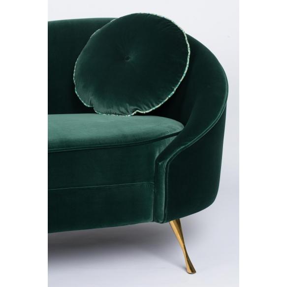 sohva I Am Not A Croissant Dark Green