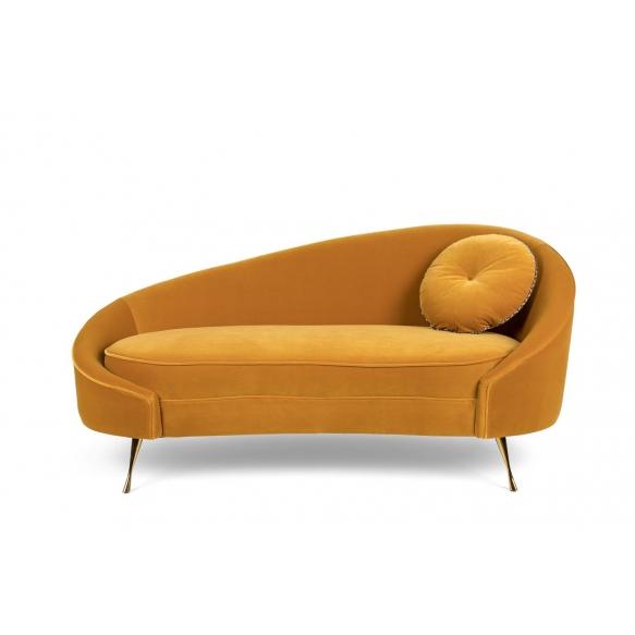 sohva I Am Not A Croissant Ochre