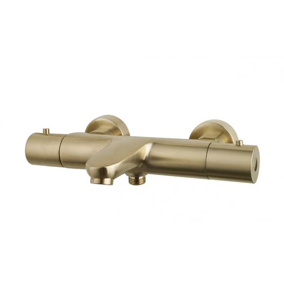 termostaat vannisegisti Caral, harjatud messing