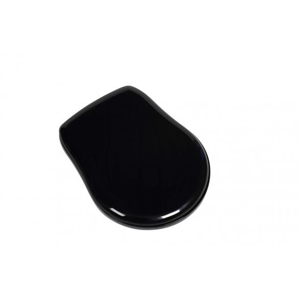 Kerasan must prill-laud Retro, pronks hinged (ei ole soft-close)