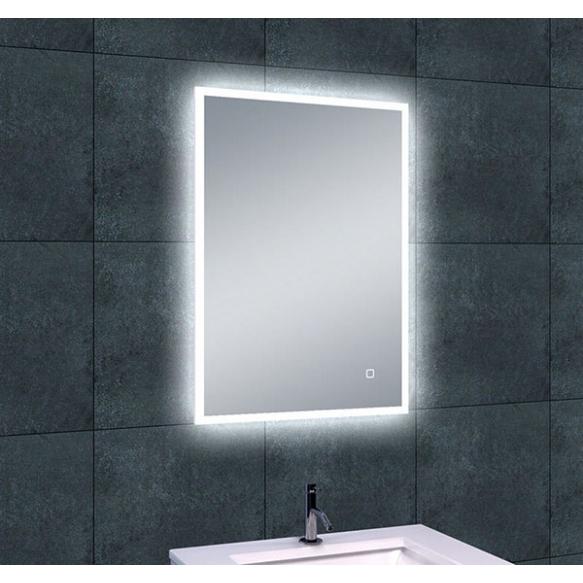 """LED peili Quatro 70x50 cm, """"antifog"""""""