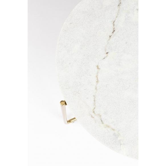 Kohvilaud Timpa Marble White
