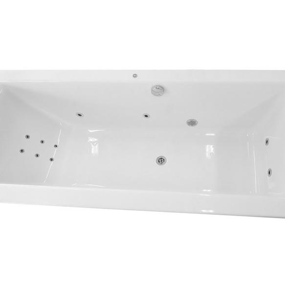 massaaživann Cleo Hydro, 150x75x48 cm, valge