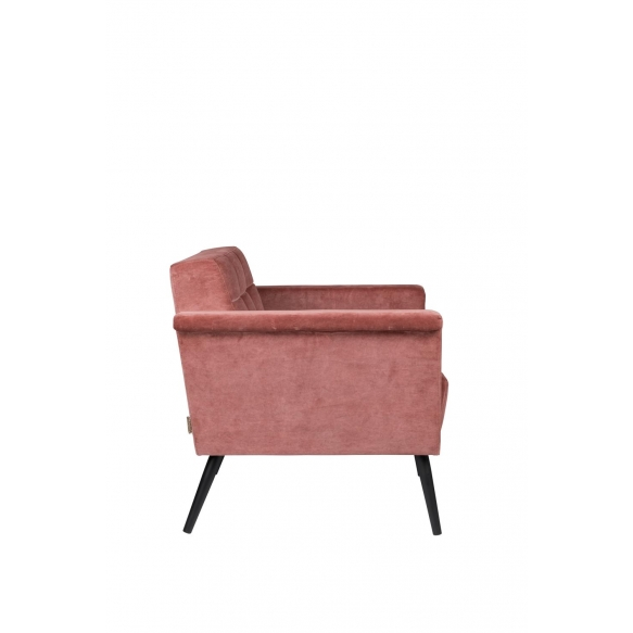 nojatuoli Sir William, Vintage Pink