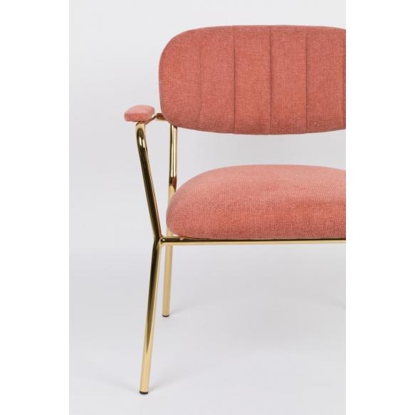 Käsinojallinen Jolien Arm Gold/Pink