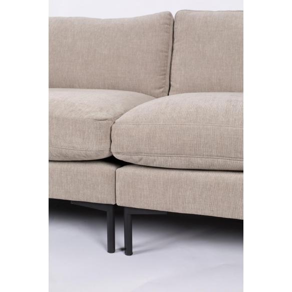 3-paikkainen sohva Summer Latte