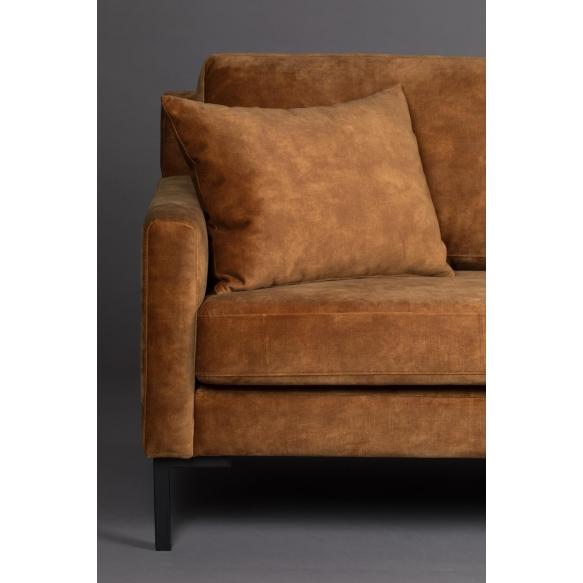 3-paikkainen sohva Houda Caramel