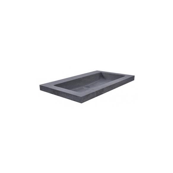 naturaalselt looduskivist mööblivalamu 60x46x5 cm, ilma segistiavata