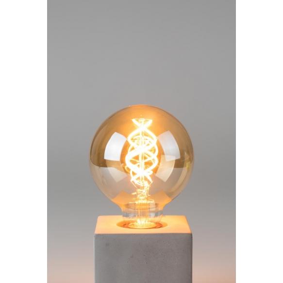 Edison Vintage lamppu Globe Gold L