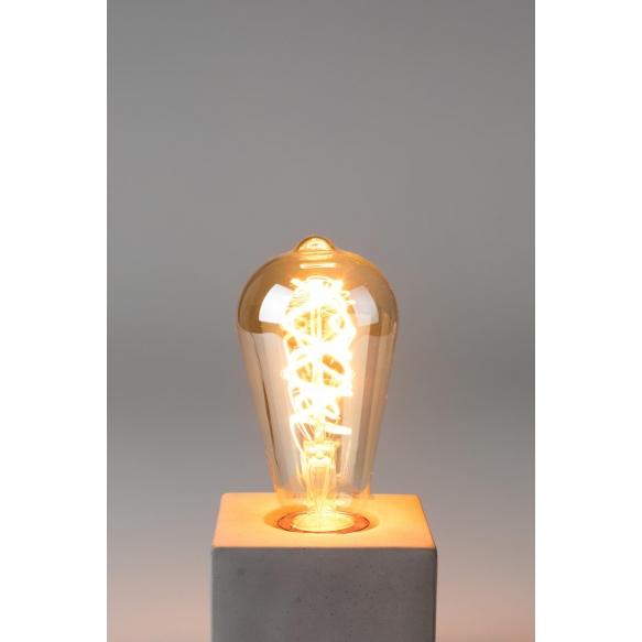 Edison Vintage lamppu Drop Gold