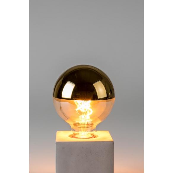 Edison Vintage lamppu Globe Mirror Gold