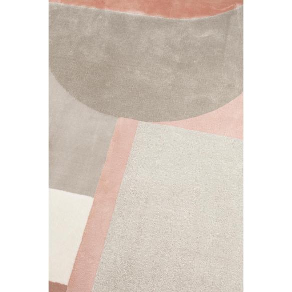 Matto Hilton 240' Grey/Pink