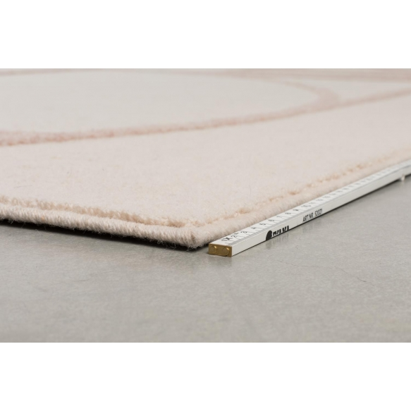 Matto Bliss 160X230 Natural/Pink