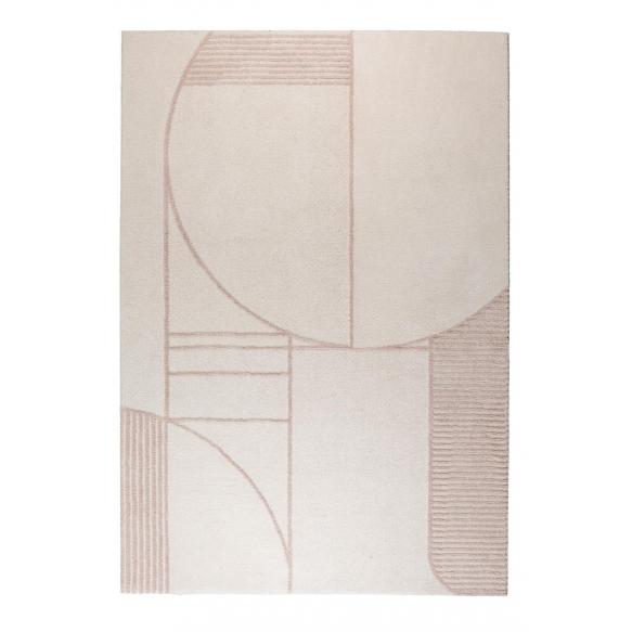 Matto Bliss 200X300 Natural/Pink