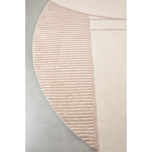 Matto Bliss 240' Natural/Pink