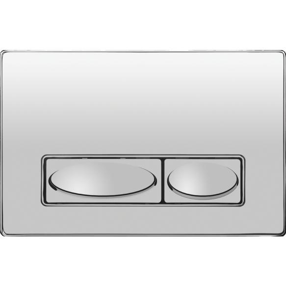 loputusnupp Design, metall,kroom