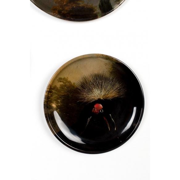 seinälamppu No Food Here Birds (4 kpl)