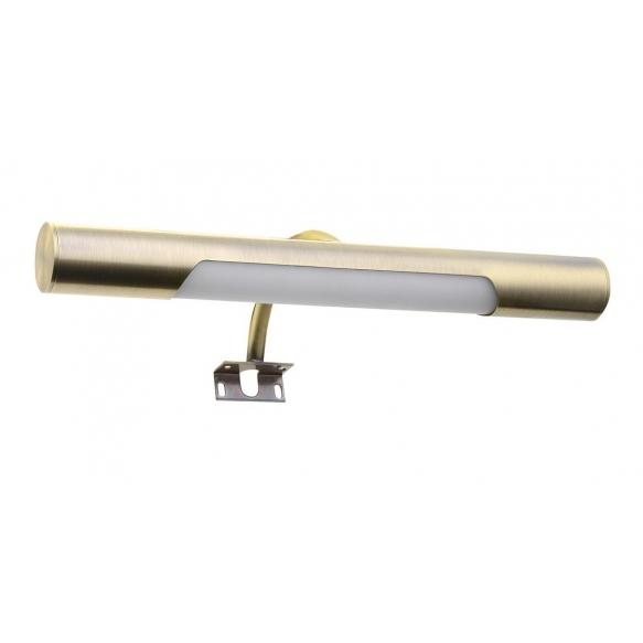 ANDREA LED valgusti 5W, 284x32x134mm, pronks