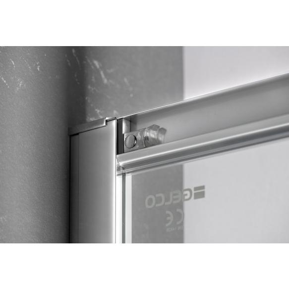 Dušinurk SIGMA SIMPLY 1000x900mm (L/R), tekstuurklaas