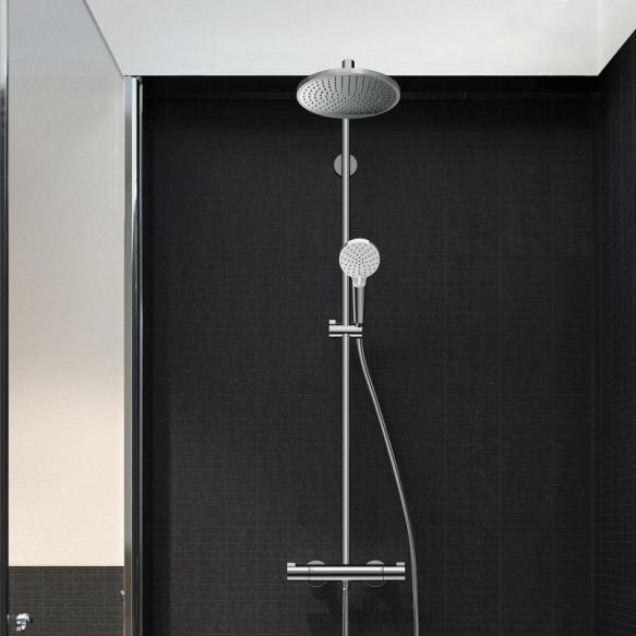 Suihkusetti Hansgrohe Showerpipe 240 1jet
