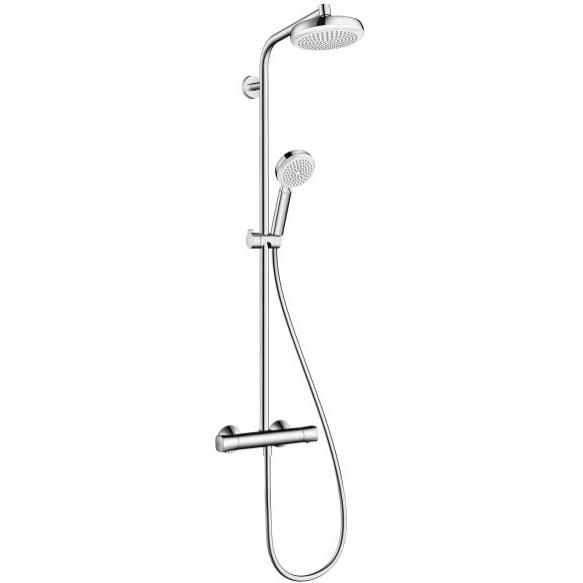 Suihkusetti Hansgrohe Showerpipe 160 1jet