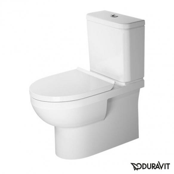 wc-istuin-paketti Duravit Durastyle Basic, rimfree