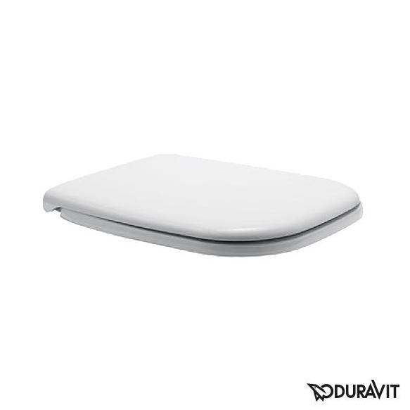 wc-istuinkansi Duravit D-code, soft close