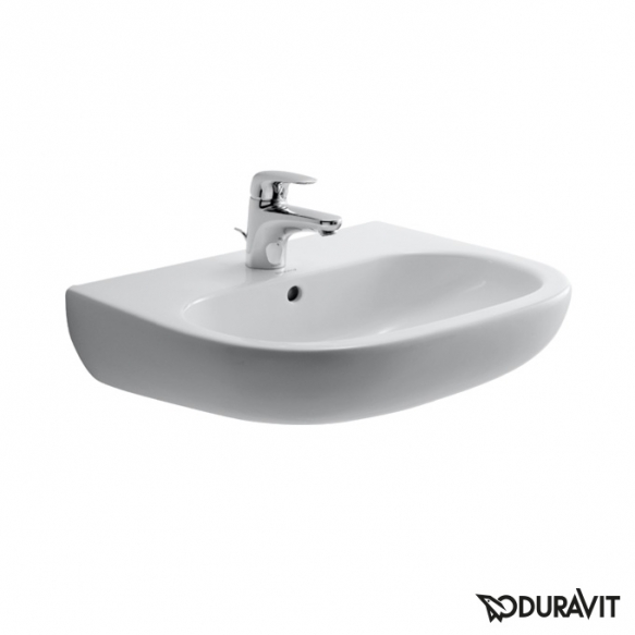 pesuallas Duravit D-code, 550x430 mm