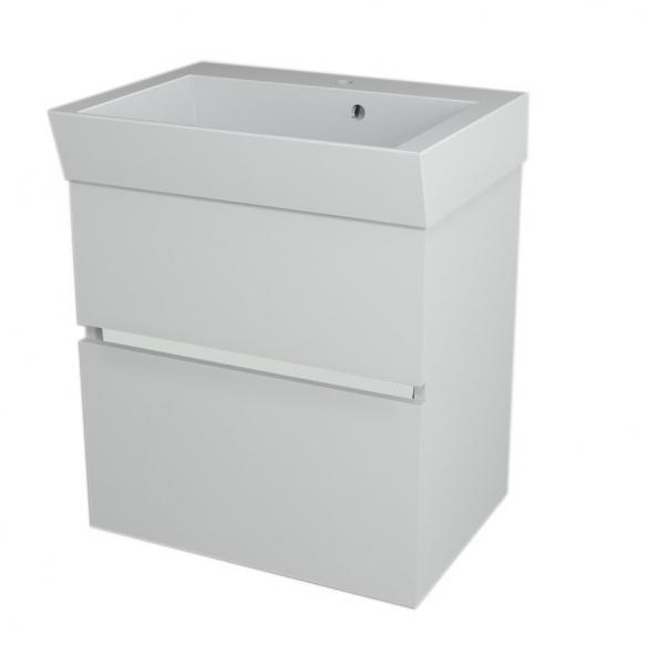 allaskaappi Interia Largo 59x60x41 cm, valkoinen