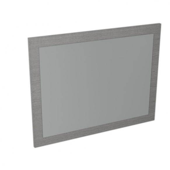 peili Interia Largo 700x900x28 mm, Silver Oak