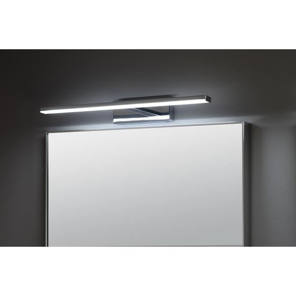 ESTHER LED seinavalgusti, 6W, 494x62x131mm, kroom