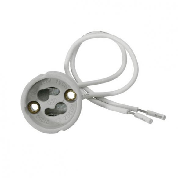 Keraamilini pesa lambipirnile GZ10, 230V